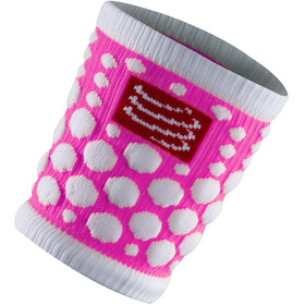 Compressport 3D Dots - Calentadores - rosa